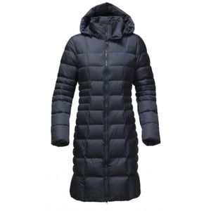 The North Face Metropolis II Parka in Black, Small